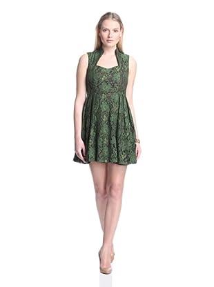 Eva Franco Women's Valentine Dress (Forest Lace)