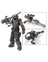 NECA Gears Of War 3 Series 2 Augustus Cole Action Figure - 7 Inch