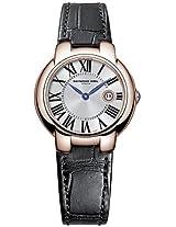 Raymond Weil Jasmine Leather Gold-Tone Ladies Watch 5229-Pc5-00659