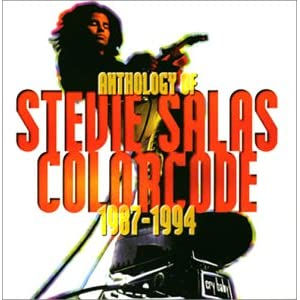 Anthology Of Stevie Salas Colorcode 1987-1994