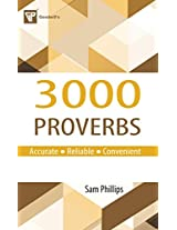 3000 Proverbs (English Improvement for Success)