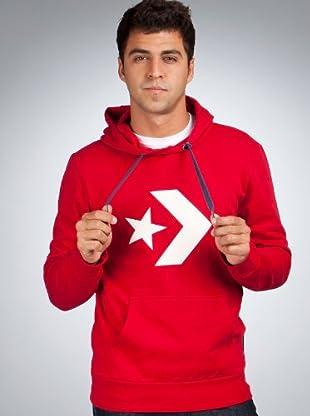 Converse Sudadera (Rojo)