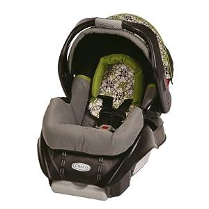 Graco Snugride Classic Connect Infant Car Seat Surrey