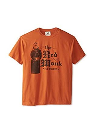Tailgate Clothing Company Men's The Red Monk T-Shirt
