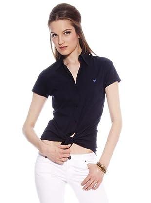 Guess Camisa (Azul)