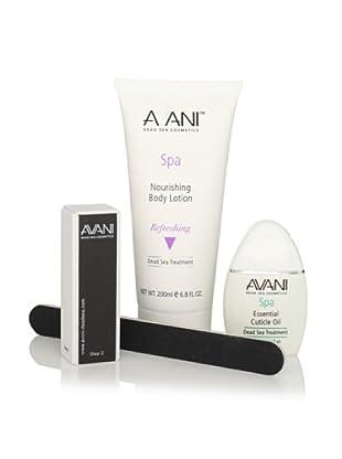 AVANI Refreshing Nail Kit, Set of 4