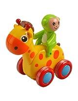 Mee Mee Dashing Deer Toy, Multi Color
