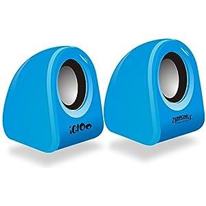 Zebronics Igloo 2.0 Multimedia Speaker (Blue)