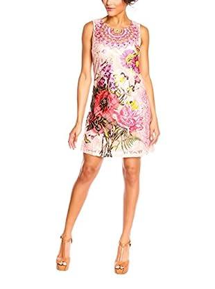 Spring Styles Kleid Feder