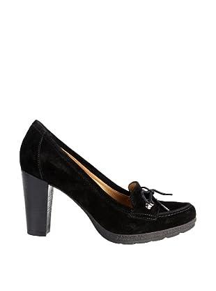 Paco Herrero Zapatos Mocasines (Negro)
