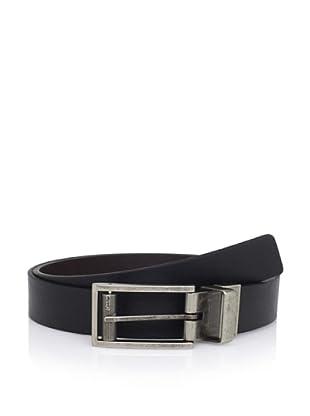 Calvin Klein Men's Reversible Belt (Brown)