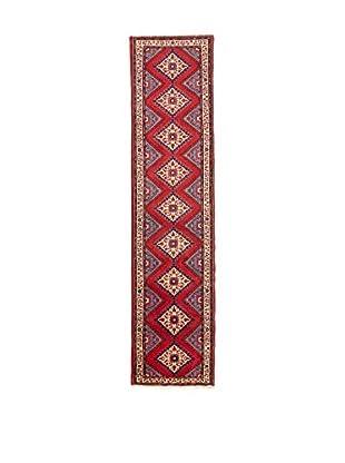 RugSense Alfombra Persian Rudbar Rojo/Multicolor
