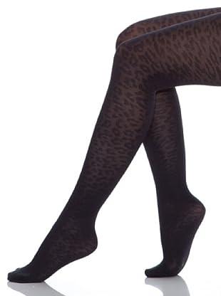 Springfield Medias Leopardo negro