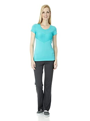 ESPRIT SPORTS Damen T-Shirt (Türkis)