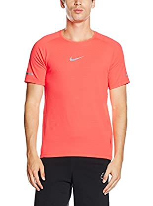 Nike T-Shirt Manica Corta Df Aeroreact Ss