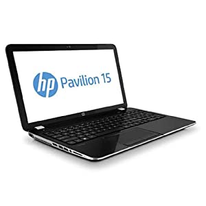 HP Pavilion 15-e015tx 15.6-inch Laptop (Sparkling Black)