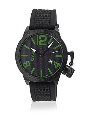Breed Reloj con movimiento cuarzo suizo Brd5702 Negro 45  mm