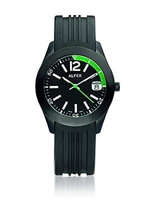 Alfex Uhr mit schweizer Quarzuhrwerk Man Alfex 38 mm