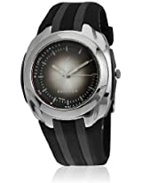 Neon Ne9204Pp02J-K969 Black/Grey Analog Watch