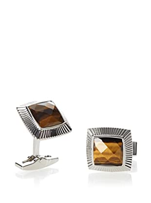 Daniel Dolce Tiger Eye Cufflinks