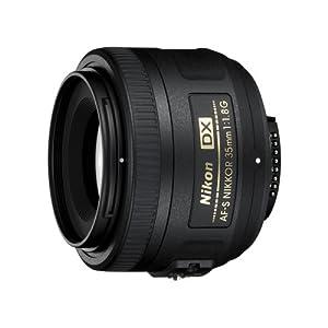 Nikon AF-S DX NIKKOR 35mm f/1.8G AFSDX35 1.8G