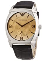 Emporio Armani Designer Analog Brown Dial Men's Watch AR0338