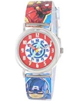 Marvel Avengers Kid's AVGKQ069 Time Teacher Watch