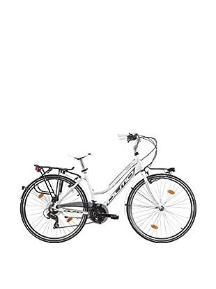 Olmo Bicicleta City Moving 7V Mujer Blanco