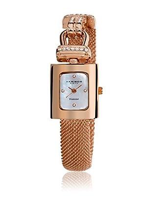 Akribos XXIV Reloj de cuarzo Woman AK510RG Rose Gold