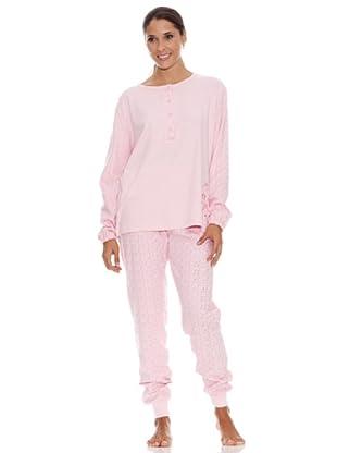 Bkb Pijama Señora (Rosa)