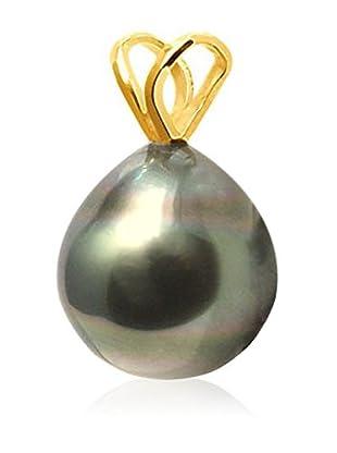 So Fine Pearls Anhänger 18 Karat (750) Gelbgold