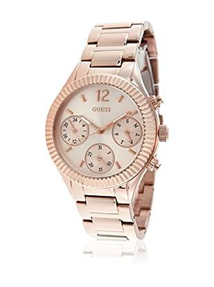 Guess Reloj de cuarzo Unisex W0323L3 Rosado 36.5 mm
