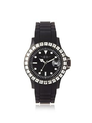I by Invicta Women's IBI-10067-007 Black Polyurethane Watch