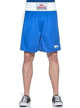Lonsdale Shorts Amateur Boxing Trunks (L120) (Azul royal)