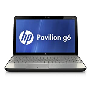 HP Pavilion g6-2236TX 15.6-inch Notebook (Linen White) without Laptop Bag