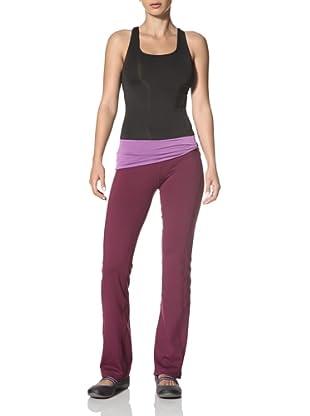 New Balance Yoga Women's Twisted Pant (Potent Purple)