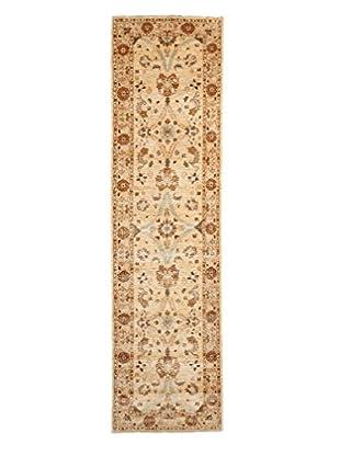 Darya Rugs Oushak Oriental Rug, Brown, 2' 7