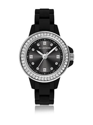 K&Bros  Reloj 9571 (Negro)