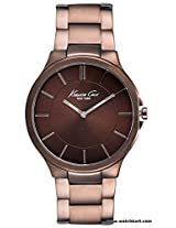 Kenneth Cole Brown Dial Mens Watch-IKC9169