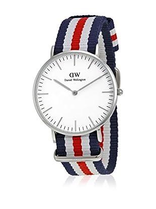 Daniel Wellington Uhr mit Miyota Uhrwerk Unisex Unisex Canterbury 36 mm