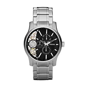 Fossil End of Season Analog Multi-Color Dial Men's Watch - ME1097