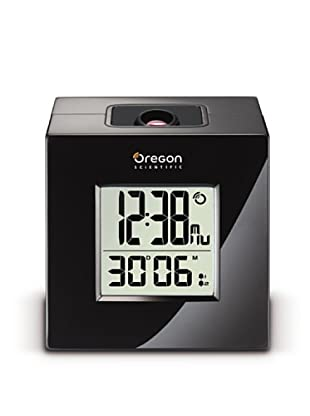 Oregon Scientific Reloj Proyector cubo RM383