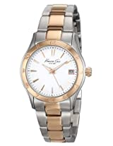 Kenneth Cole Modern Core Analog Silver Dial Women's Watch KC4930
