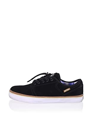 Etnies Men's Bledsoe Low Sneaker (Black/gum)