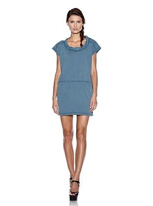 Beaumont Organic Vestido Salamina (Azul Denim)