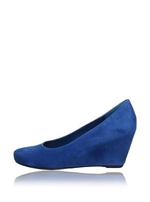 Högl Keilpumps (Blau)