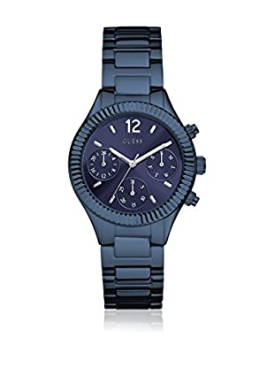 Guess Quarzuhr  blau 35 mm