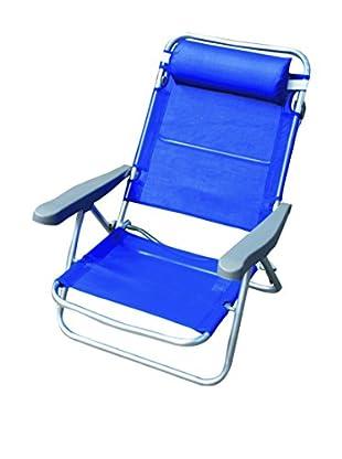 Galileo Casa Klappstuhl 4er Set blau