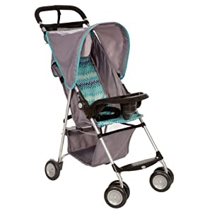 Cosco Umbria Stroller, Zigzag  (Discontinued by Manufacturer)