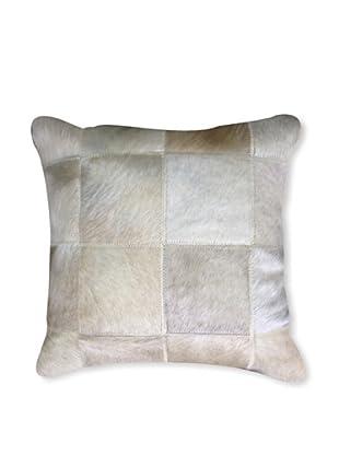 Natural Brand Torino Patchwork Pillow, Natural